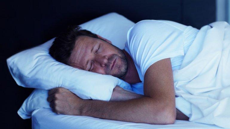 Man sleeping movies pics 4